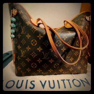 Louis Vuitton MM Hobo Bag